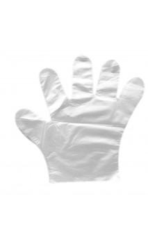 Перчатки полиэтиленовые одноразовые 100 шт